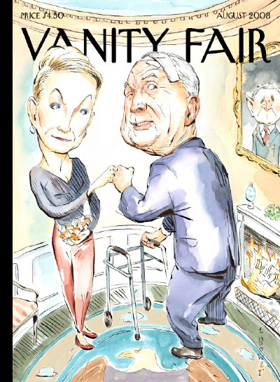 Vanity Fair McCain cover